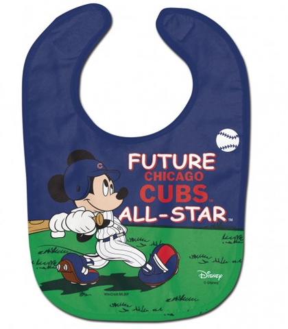 Chicago Cubs Baby Future Sox All-Star All-Pro Bib By Wincraft
