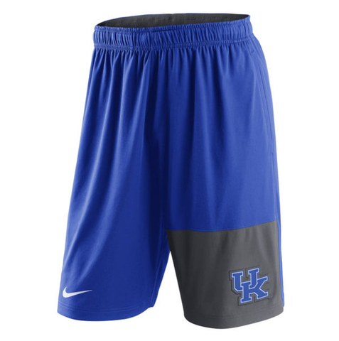 Men's Nike NCAA Kentucky Wildcats Dri-FIT Fly Shorts