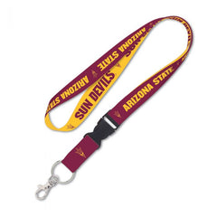 "Arizona State Sun Devils 1"" Lanyard with Detachable Buckle By Wincraft"