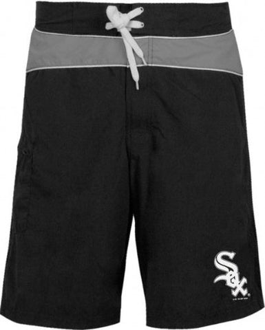 Chicago White Sox Youth Color Block Board Shorts