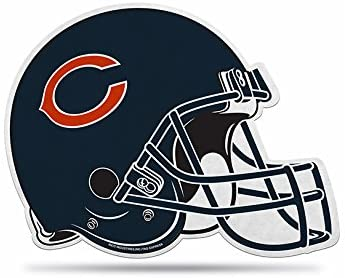 Chicago Bears Die Cut Helmet Pennant