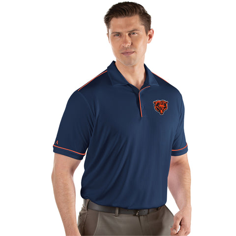 Men's NFL Chicago Bears Antigua Salute Polo