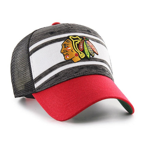 '47 Brand Chicago Blackhawks Power Play MVP Adjustable Hat