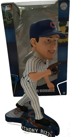"Anthony Rizzo Chicago Cubs 2013 ""ROOKIE"" Pennant Base Bobblehead"