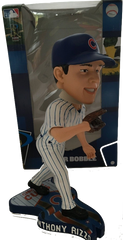 Anthony Rizzo Chicago Cubs 2013 Pennant Base Bobblehead - Pro Jersey Sports - 2