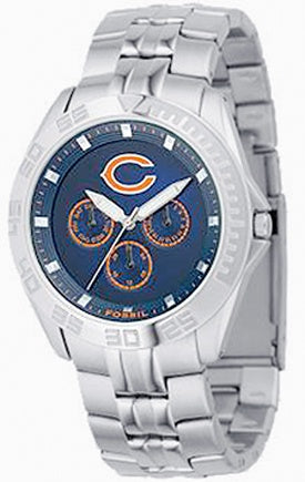 Men's Chicago Bears Fossil Watch