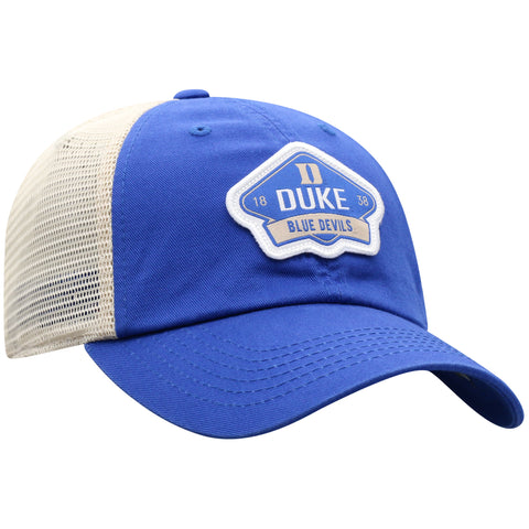 Duke Blue Devils Top of the World Nitty Adjustable Tow-Tone