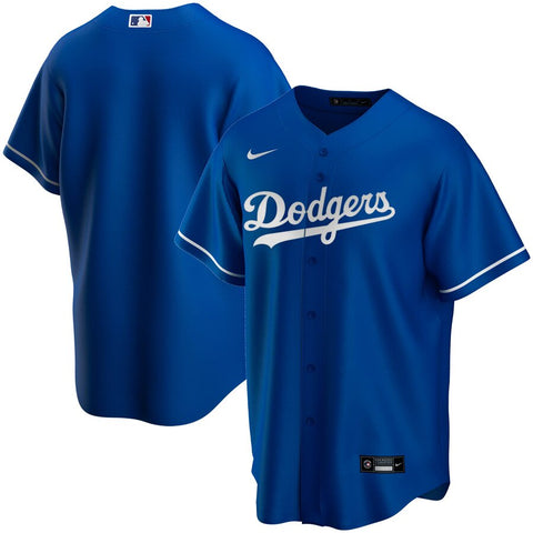 Men's Los Angeles Dodgers Nike Royal Alternate Replica Team Jersey