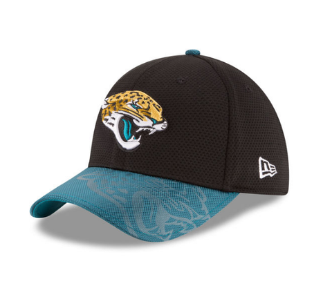 Jacksonville Jaguars NFL16 Sideline 39THIRTY Flex Fit Cap By New Era