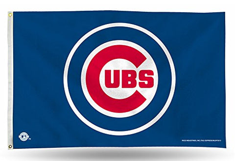 Chicago Cubs 3X5 Flag by Rico Industries