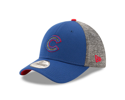 Chicago Cubs Adult MLB Fierce Fill Fitted Hat