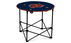 Chicago Bears Round Table By Logo Brands