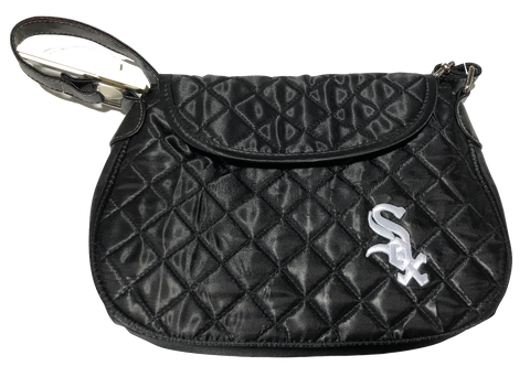Chicago White Sox Quilted Saddle Bag By Little Earth