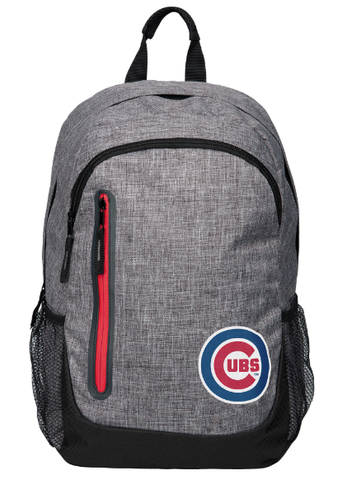 Chicago Cubs Bold Color Backpack By FOCO