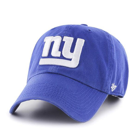 New York Giants Clean Up Adjustable Hat by 47 Brand