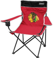 NHL Chicago Blackhawks Broadband Quad Chair