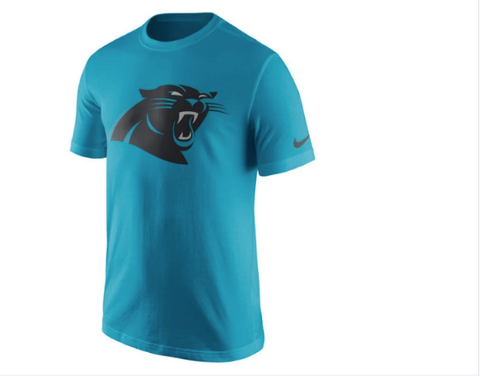 Youth Carolina Panthers Essential Logo Tee By Nike