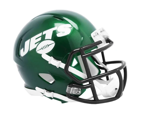 Riddell New York Jets 2019 Speed Mini Helmet