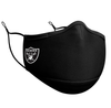 Adult Las Vegas Raiders New Era Black On-Field Face Mask