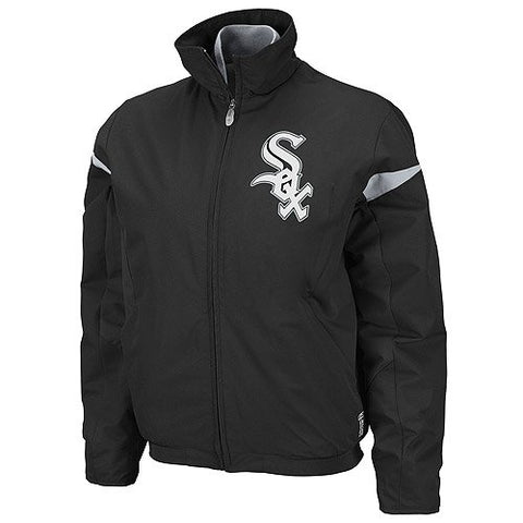Youth Chicago White Sox Thermabase Triple Peak Premier Jacket by Majestic Athletic