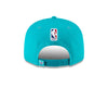 Men's Charlotte Hornets Teal 2020 NBA Tip Off Series 9FIFTY Snapback Adjustable Hat