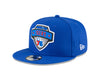 Men's Philadelphia 76ers Royal 2020 NBA Tip Off Series 9FIFTY Snapback Adjustable Hat
