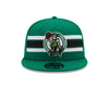 Men's Boston Celtics Kelly Green Strike 9FIFTY Snapback Hat