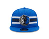 Men's Dallas Mavericks Royal Strike 9FIFTY Snapback Hat