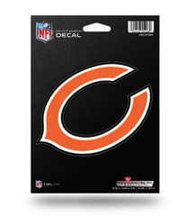 "Chicago Bears ""C"" Logo Die Cut Decal"