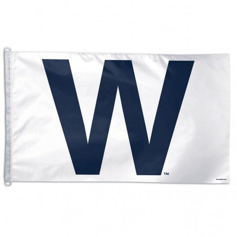 "Chicago Cubs 3X5  ""W"" Flag by Wincraft"