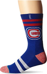 Chicago Cubs Royal Cubbies Socks