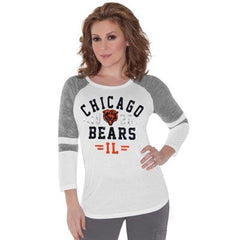 Chicago Bears Womens Stella Long Sleeve Tee