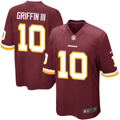 Youth Washington Redskins Robert Griffin Youth Game Jersey