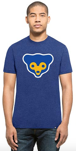 Chicago Cubs 1969 Logo Club T-Shirt By '47 Brand