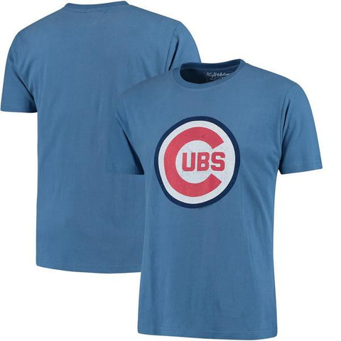 Men's Chicago Cubs Wright & Ditson Vintage T-Shirt