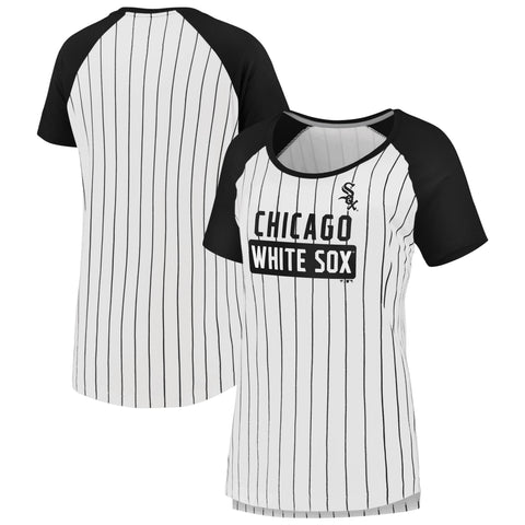 Women's Chicago White Sox Bar Stack Tee