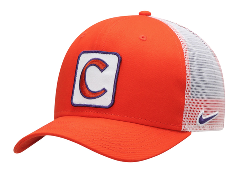 Clemson Tigers Nike Classic 99 Trucker Adjustable Snapback Hat