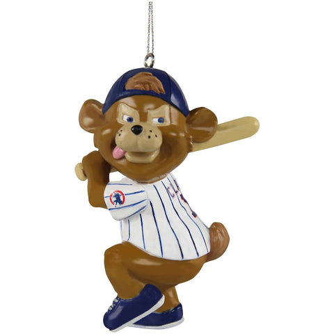Chicago Cubs Team Mascot Ornament