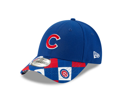 Loudmouth Golf Chicago Cubs 9FORTY Adjustable Hat By New Era
