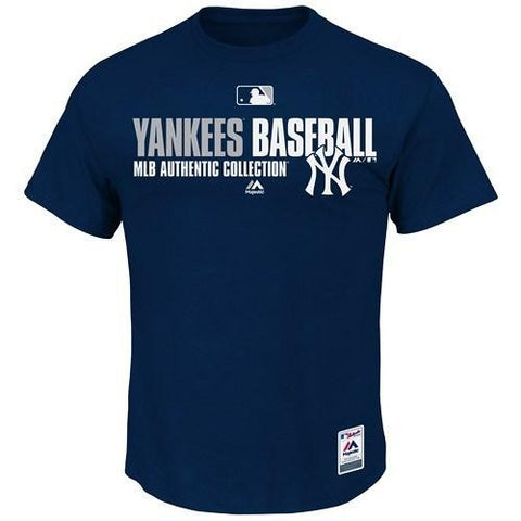 Men's MLB New York Yankees Authentic Collection Team Favorite T-Shirt