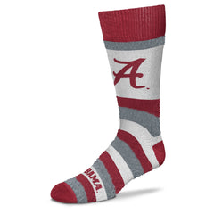 Alabama Crimson Tide Pro Stripe DST FBF Originals Sock