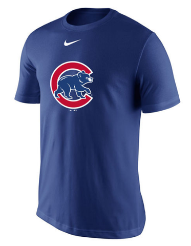 Chicago Cubs Nike Batting Practice Logo Legend Performance T-Shirt