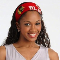 Chicago Blackhawks Fanband Headband