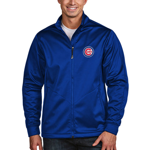 Men's Chicago Cubs Golf Jacket by Antigua