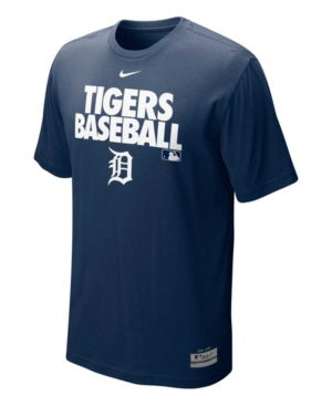 Detroit Tigers Men's AC Dri-Fit Legend Team Issue T-Shirt by Nike
