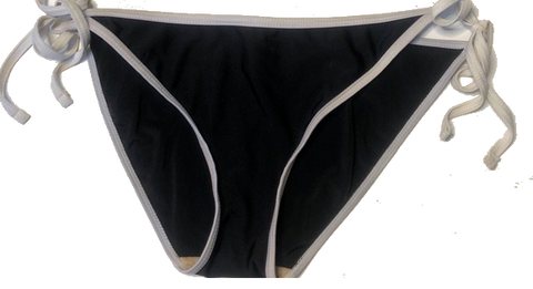 Chicago White Sox Gray Outline Bikini Bottoms