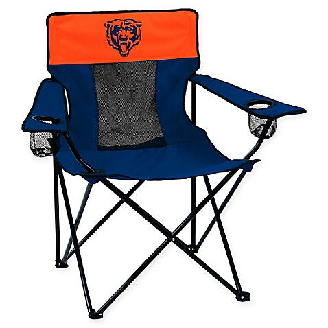 Chicago Bears Elite Chair By Logo Brands