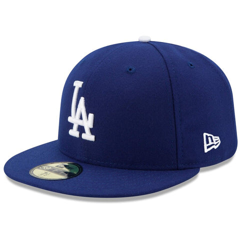 Men's Los Angeles Dodgers New Era Royal Authentic Collection On Field 59FIFTY Performance Fitted Hat