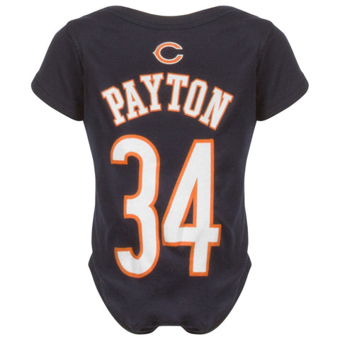 Chicago Bears Infant Navy Walter Payton Creeper
