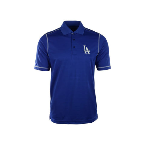Antigua Men's Los Angeles Dodgers Royal Icon Performance Polo